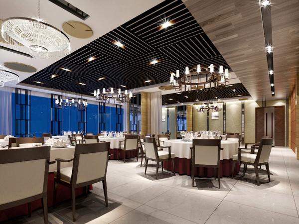 深圳川香楼餐厅设计