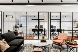 5种常见的work使用室隔断策划,美观又实用!