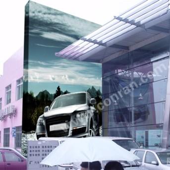 深圳龙岗大众汽车展厅设计