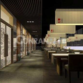 深圳COCO Park韩国餐厅设计
