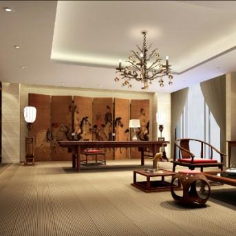 深圳财富大厦私人藏品展厅设计