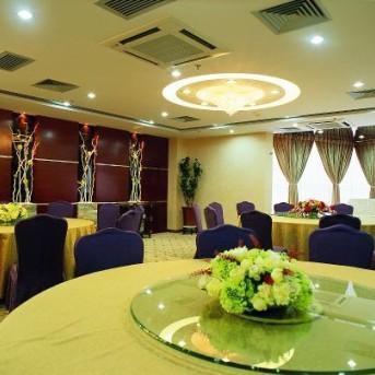 广东大亚湾核电服务公司荷风餐厅装修