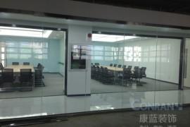 TCL通讯科技大厦写字楼装修施工现场(图)