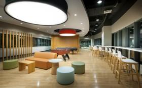 办公室装修实木地板的养护