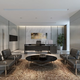 深圳前海太平金融大厦办公室设计