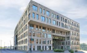 高大上的办公楼装修设计