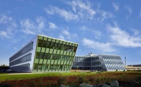 联邦中心办公大楼装修设计