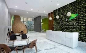Baya Park鸟巢状办公室装修设计
