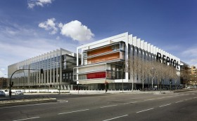 西班牙石油巨头雷普索尔总部办公大楼装修设计
