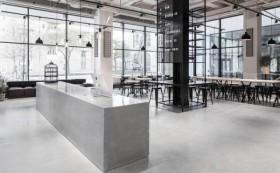 大气混搭 2000坪大型餐厅室内装饰设计