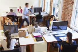 康蓝装饰:员工办公室座位安排也是一门学问