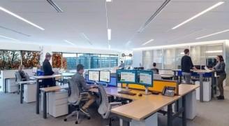 深圳旅游公司办公室设计10大品牌企业
