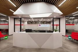 深圳制药公司办公室设计10大品牌企业
