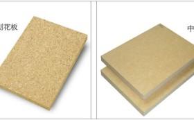 中纤板是什么?中纤板与刨花板区别