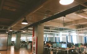 """网易办公楼装修设计 一颗粗犷的""""工业心"""""""