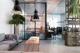 看似平淡无奇的绿植装饰,原来对办公空间起到这么大的作用!