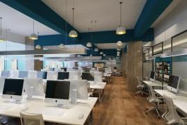 为什么越来越多企业选择放开式办公区?又该如何设计?