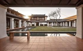 世界性酒店空间设计:为现代人提供对经典文明的遐想空间