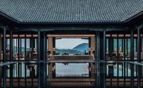 新中式酒店设计:宁静的奢华、当代的雅致,才算得上真正的大气!