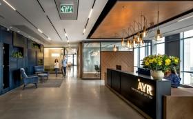 律师事务所装修设计:办公室装修设计中,如何运用条纹元素?