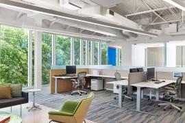 这家办公室的设计,满足你对宽阔明亮的所有幻想