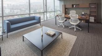 温柔的人见过不少,温柔的办公空间你见过吗?