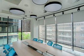 集观赏性与实用性为一体,这家办公室的设计让人大开眼界