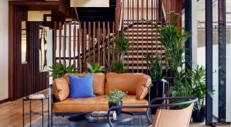英国伦敦联合办公空间设计:展现英伦格调,流露优雅风情