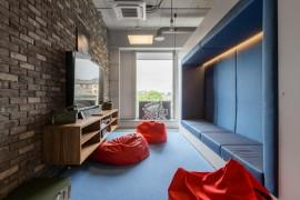CODEWISE新办事处:家庭办公室到底有多全能?