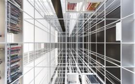 让灵感与知识贯穿整个建筑,这个创意与设计中心堪称创意孵化器