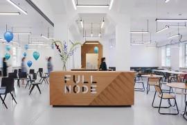 联合work使用直营Full Node德国新策划:兼备摩登时尚与现代高技术感