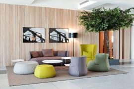 """办公室设计装修新趋势,让""""后浪""""爱上办公的工作环境"""