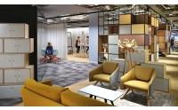 普华永道伯明翰办公室设计:以城市元素为主题,打造独特体块空间