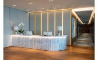 办公室地板这么设计,瞬间提升一倍工作效率!