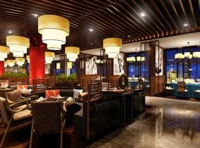 深圳中华料理餐厅装饰设计