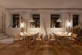 餐厅装修设计分享:这家童话餐厅美到犯规