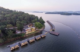 泰国Z9度假酒店设计:行到水穷处,坐看云起时