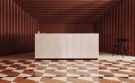 办公室装修地砖的选择以及它的施工工艺!