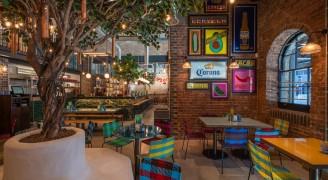 看腻了千篇一律的餐厅装修风格,不妨试试这8种,让设计更有视觉感!