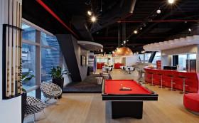 办公室装修干货分享,木地板铺设八大流程!