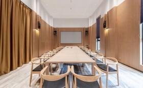 办公室设计装修时,会议室装修需要注意哪些事项呢?