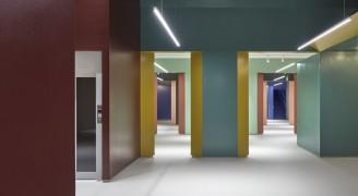 现代化展厅设计与艺术相结合,会碰撞出怎样的火花?