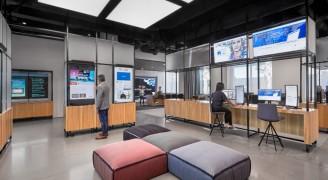 科技公司的办公室设计装修技巧有哪些?从这7大空间考虑准没错!