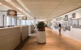 办公室装修设计的吊顶材料与种类该如何选择?这六种不容错过!