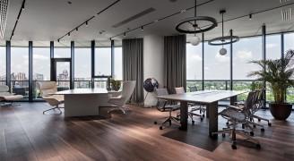 办公室装修地板种类那么多,究竟该怎么选?