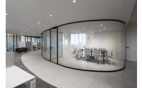 办公室装修设计以白色为装修色彩有什么好处?