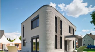 3D打印房子?美国出售首个3D打印房屋,建筑业迎来新变革